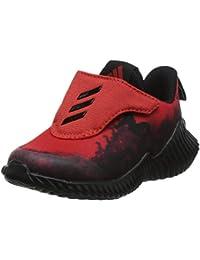 sale retailer 2499e d9b97 adidas Fortarun Spider-Man AC I, Chaussures de Gymnastique Mixte bébé