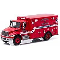 2013 International Durastar Ambulance Memphis, Tennessee HD Trucks Series 5 1/64 by Greenlight 33050A by International