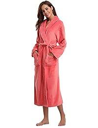 Amazon.fr | Robes de chambre et Kimonos Femme s