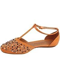 Moda Brasil Suede Flex Pink Fashion Sandals For Women