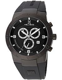 Helveco H01852NNA - Reloj , correa de goma color negro