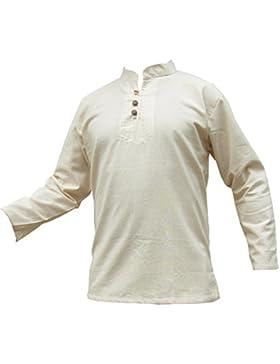 Panasiam® Natur, camicie e pantaloni, 100% cotone non trattato