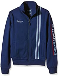 Williams Martini Racing Team réplica Jersey de niños Hackett London Chaqueta de Fórmula 1 °, azul, Felipe Massa