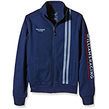 Williams Martini Racing Team réplica Jersey de niños Hackett London Chaqueta de Fórmula 1°, azul, Felipe Massa