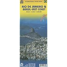 RIO DE JANEIRO & BRASIL EAST COAST- 1/12.500  1/3M