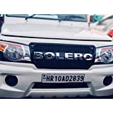 Auto Concept Premium Quality Front Grill For Mahindra New Bolero With Alpha Letters.