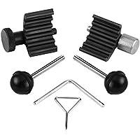 Kit de herramientas de temporización de motor diésel, 6 piezas, juego de herramientas de bloqueo de manivela para VW Audi 1.2 1.4 1.9 2.0 TDI PD
