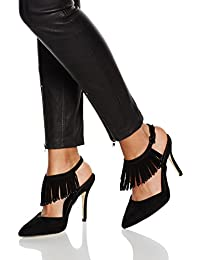 Another Pair of Shoes PhillipaaK2, Damen Knöchelriemchen Pumps