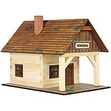 walachia nr8 forge maison btiment bois kit de construction maquette chelle 1 - Maquette Maison A Construire