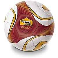 AS Roma Unisex Adulto, Bianco, Pallone Ufficiale a.s. Roma, Taglia Unica