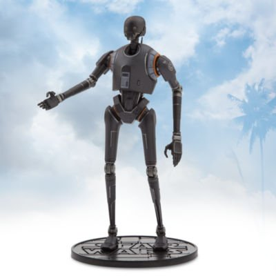 Disney K-2SO Elite Series Die-Cast Figure, Rogue One: A Star Wars Story
