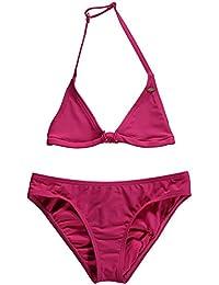 O 'Neill niña Essential Bikini Bikinis, niña, Essential bikini, morado, 140