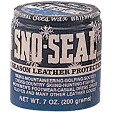 Sno-Seal Wax 3,5 oz (Tubo 3.5 Ounce)