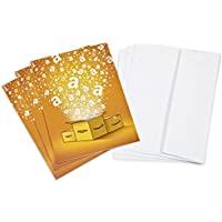 Amazon.co.uk Gift Cards - 3-Pack Greeting Cards - FREE One-Day Delivery