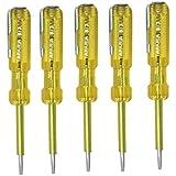TAPARIA Multipurpose Tester (Multicolour) - Set of 5