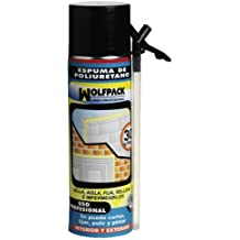 Wolfpack 14010154 - Espuma poliuretano con cánula, ...