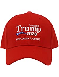 Berretto da Baseball Unisex per la Campagna per Il Presidente degli Stati  Uniti Donald Trump Cappello 0b66e1a20bed