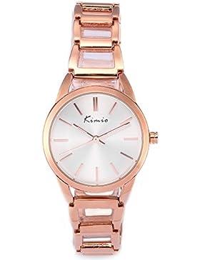 AMPM24 Damen Armbanduhr Rosegold Legierung Quarzuhr WAA982