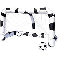 Bestway bw52058b But de football gonflable 213x122cm