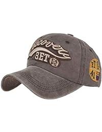 Cebbay Sombreros Hombre Al Aire Libre Beisbol Los Deportes Cap Sombrero de Playa Pamelas