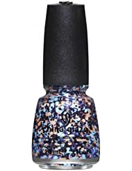 (3 Pack) CHINA GLAZE Nail Lacquer - Suprise Collection - Glitter Up