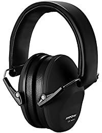 Mpow Casque Antibruit Enfant Adulte Pliable SNR 34dB, Casque Anti-bruit Reglable a Reduire du Bruit, Cache-Oreilles de la Reduction de Bruit a Protection Auditive pour Bebe et Adolescent