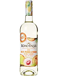 Echo Falls White Peach & Mango, 75cl
