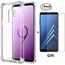 TXLING Cover Huawei Honor 30 PRO Custodia Trasparente Cover Silicone Ultra Thin Soft TPU Bumper Case Anti-graffio Protettiva Custodia + (2 Pezzi) Pellicola Protettiva