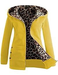 Sudadera para mujer moda Otoño manga larga,Sonnena Moda Sudadera suelta que hace punto irregular de las mujeres Jersey blusa larga…