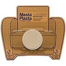 MastaPlasta Parches de reparación de Ante autoadhesivos Color Beige. Elige el tamaño/diseño.