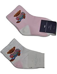 buy popular f536c bf9ff Amazon.it: Ralph Lauren - Calzini / Calze e calzamaglie ...