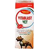 Vitablast Vet Multivitamin & Multimineral Syrup For Dogs/Cats And Pups/Kitten 500 Ml