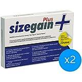 Agrandissement du pénis - 2 SizeGain Plus: Pilules pour agrandir le pénis