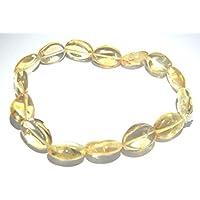 Exklusive Citrin 10mm Perlen Armband Wellness Positive Energie Crystal Healing Fashion Jewelry Wicca Herren Frauen... preisvergleich bei billige-tabletten.eu