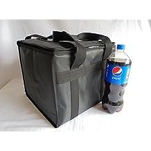 Alimentos Bolsa Aislante chino Indian bolsas de entrega de pizza para Take Away comida restaurante cálido térmica T16
