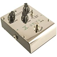 Biyang OD8 Three Chip Tubescreamer Clone Overdrive Pedal
