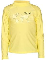 iQ UV 300 camiseta Youngster de mangas largas, ropa de protección UV