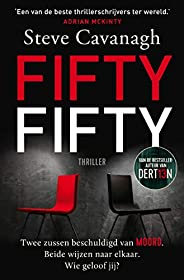 Fiftyfifty (Eddie Flynn Book 5)