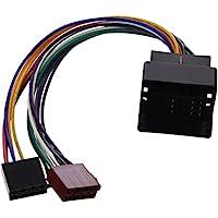 ISO-BMW.20 - Conector iso universal para instalar radios en BMW, Land Rover, Rover y Mini