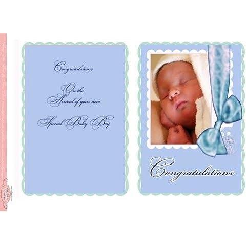 Congratulazioni l' arrivo del tuo nuovo bambino by Sally (Congratulazioni Nuovo Bambino)