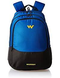 Wildcraft 38 Ltrs Blue Casual Backpack (AM BP 3)