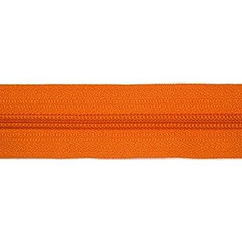 1,08€ 6m Endlos-Reißverschluss 5mm mit 15 Zippern und Endstücke 162 popping red