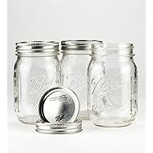 Ball Mason Jar 16oz Regular Mouth 3er/Set