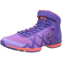Zumba Footwear Zumba Flex Ii Remix High - Zapatillas de gimnasia Mujer