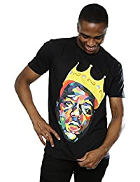Notorious BIG Men's Biggie Crown T-Shirt