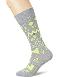 Burlington Abstract Geo, Chaussettes Homme