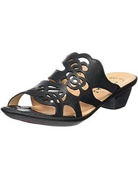 Think! Damen Nanet Offene Sandalen mit Keilabsatz