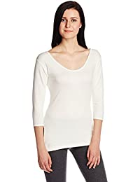 Jockey Women's Cotton Thermal 3/4th Sleeve Top