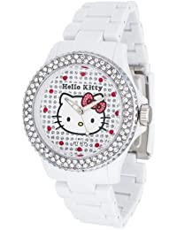 Hello Kitty Mädchen-Armbanduhr Kids HK146S-041 Analog Quarz