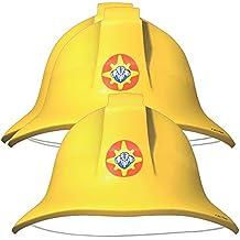 Geburtstag /& Party 8 Feuerwehrmann Sam Hüte AMSCAN 9902189
